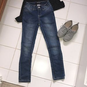 Girls Tall Skinny Jeans with stretch